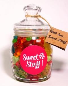 Sweet Stuff — сладости и мармелад!